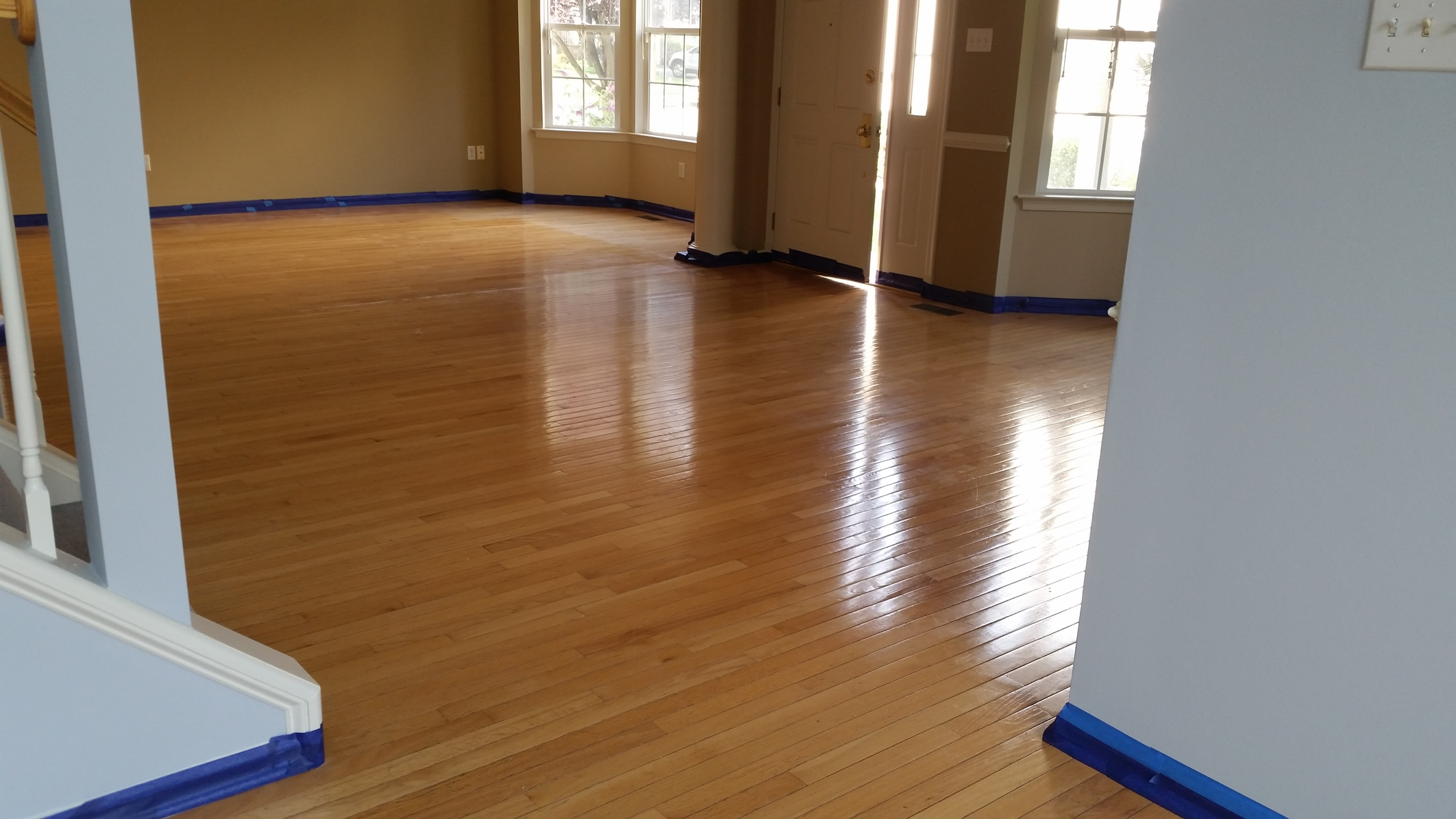 Hardwood Flooring Installation And Refinishing