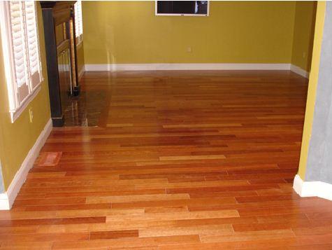 What is a Glue-Down Hardwood Floor? - Barbati Hardwood