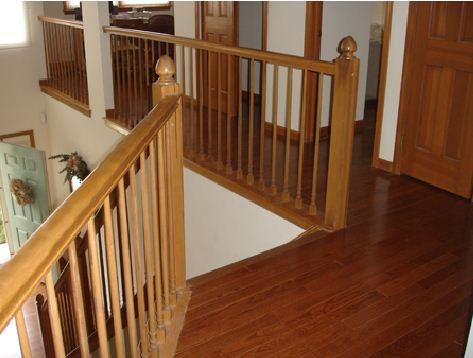 Refinish Hardwood Upstairs Hallway? Barbati Hardwood