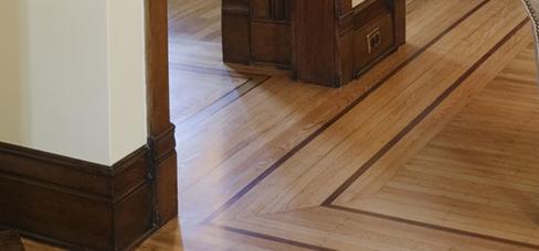Custom Decorative Hardwood Flooring Inlays Barbati Barbati