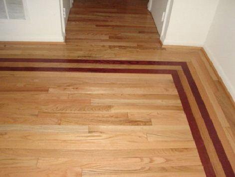 Hardwood Flooring Medallion Inlay - Design and Installation